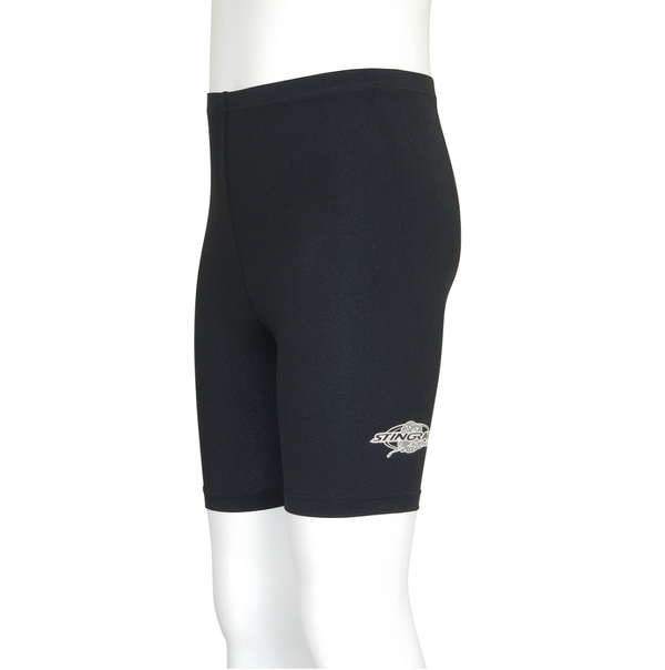 Stingray Swim Shorts ST2007- Black