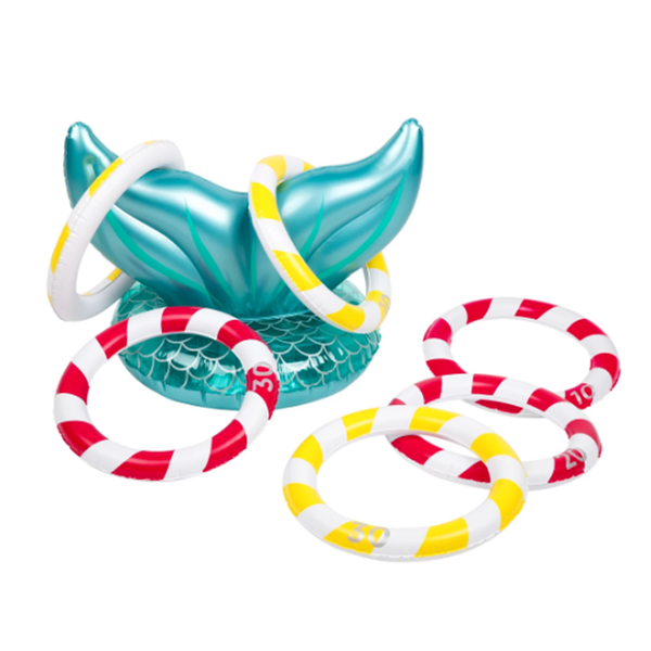 Sunnylife Inf. Ring Toss Game S0PRIGME- Mermaid