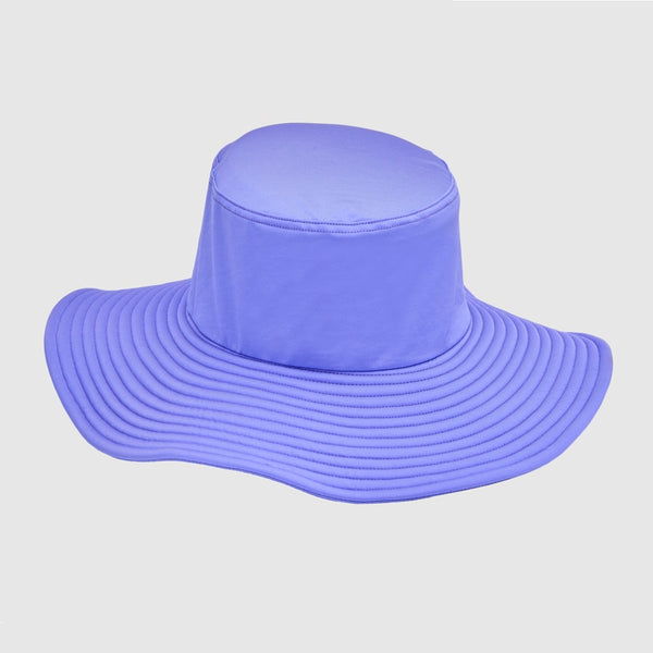 Aqua Blu Lycra Hat Jr AG2062SS- Stepping Stones
