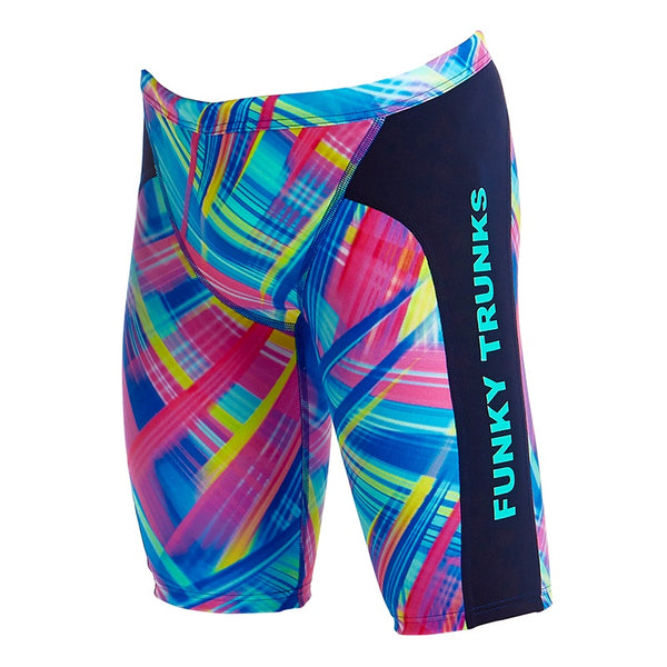 Funky Trunks Boy's Training Jammer D-P FT37B- Frickin Laser