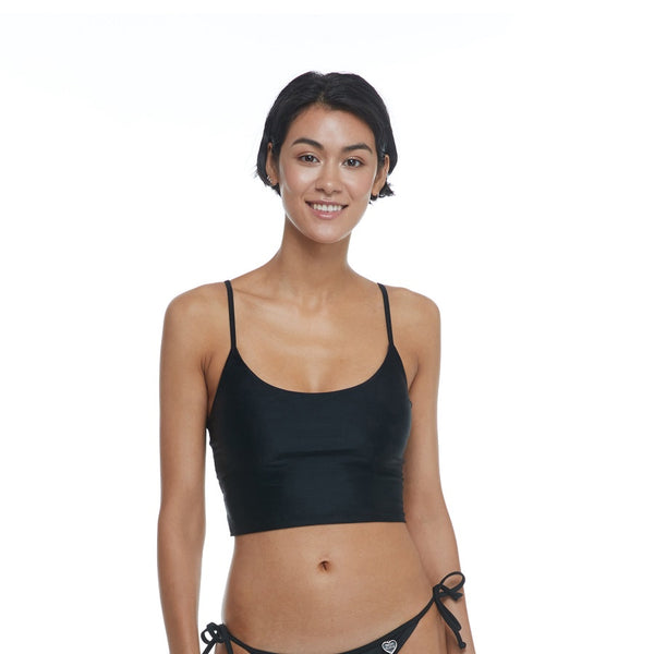 Body Glove Norah Crop Top 39-506167- Smoothies Black