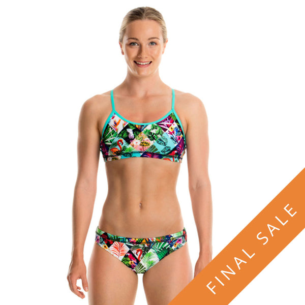 Funkita FS02G Racerback 2pcs- Jungle Jam