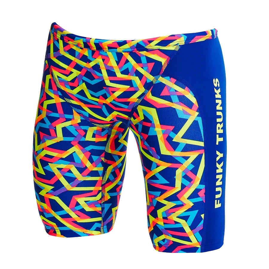 Funky Trunks Boys Training Jammer FT37B- Noodle Bar