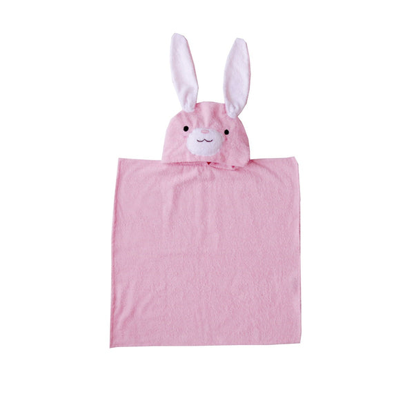 Savana Poncho Rabbit 1801112411451- Pink