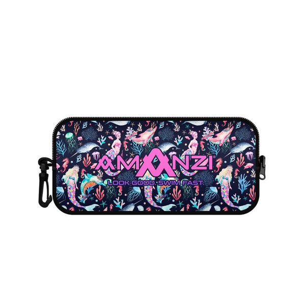 Amanzi Neoprene Case AM28227OS- Mermaids Tale