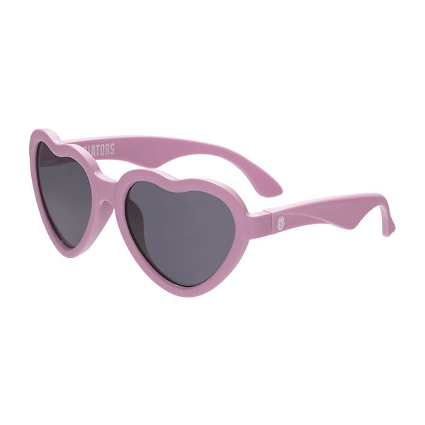 Babiators Limited Sunglasses Classic 3-5 Yr LTD 032- Pink I Love You