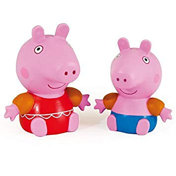 Zoggs Peppa Pig 2pc Squirts Z382223