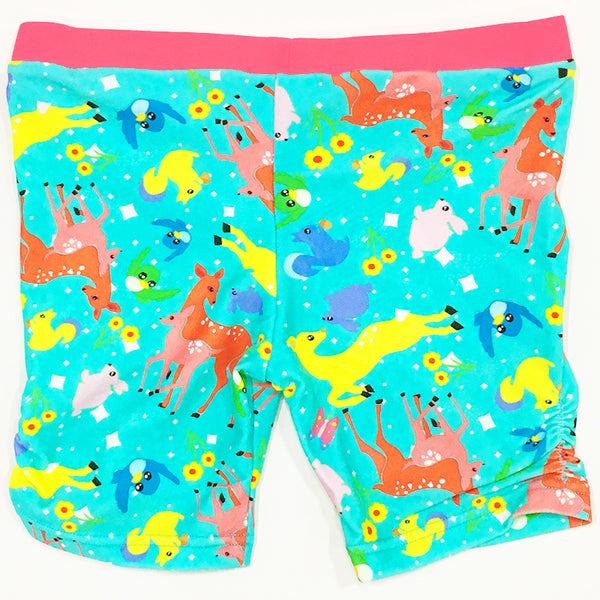 Aqua Blu Kids AG8014FF Tights-Forest Friends