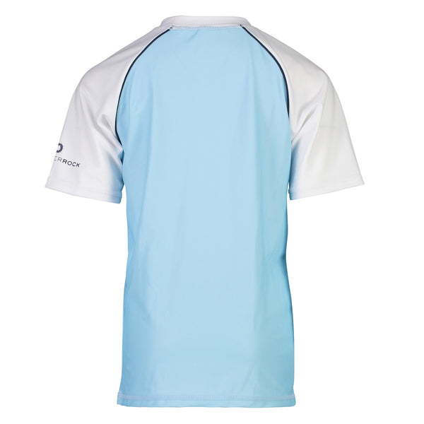 Snapper Rock Rash Top Short Sleeves B10112S- Solids
