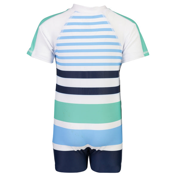Snapper Rock Sunsuit Short Sleeves B70809S- Solids