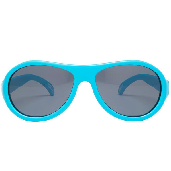 Babiators Aviators Sunglasses 0-2yr BAB 012- Beach Baby Blue