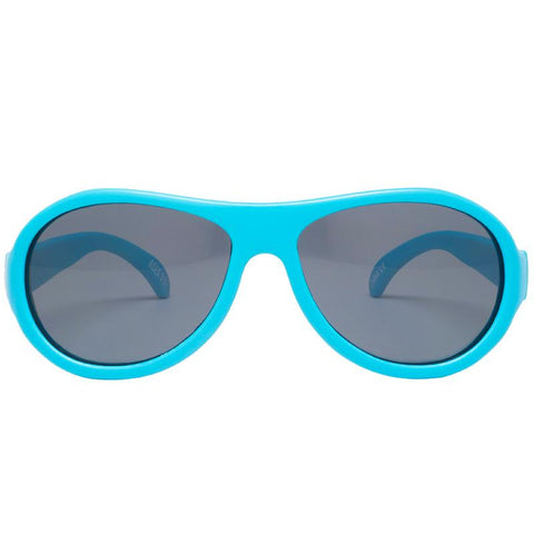 Babiators BAB 012 Aviators Sunglasses 0-2 Yr- Beach Baby Blue