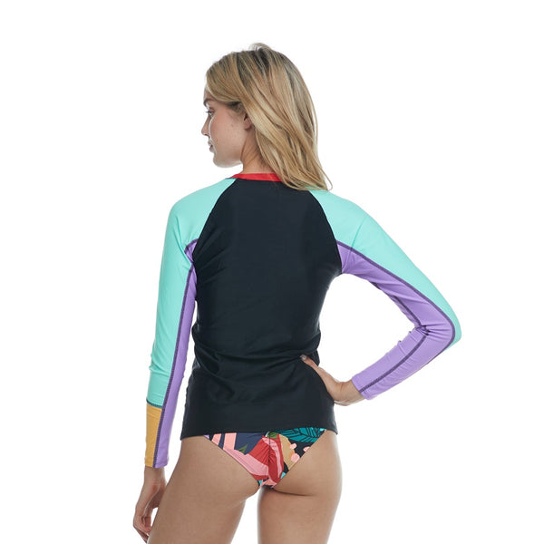 Body Glove Sleek Long Sleeve Rashguard 39558741- Hero