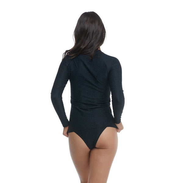 Body Glove Sleek Long Sleeve Rashguard 39-548741- Panther