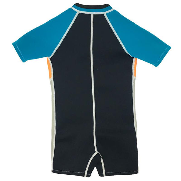 Pelagos Boys Thermal Neoprene Suit- Black