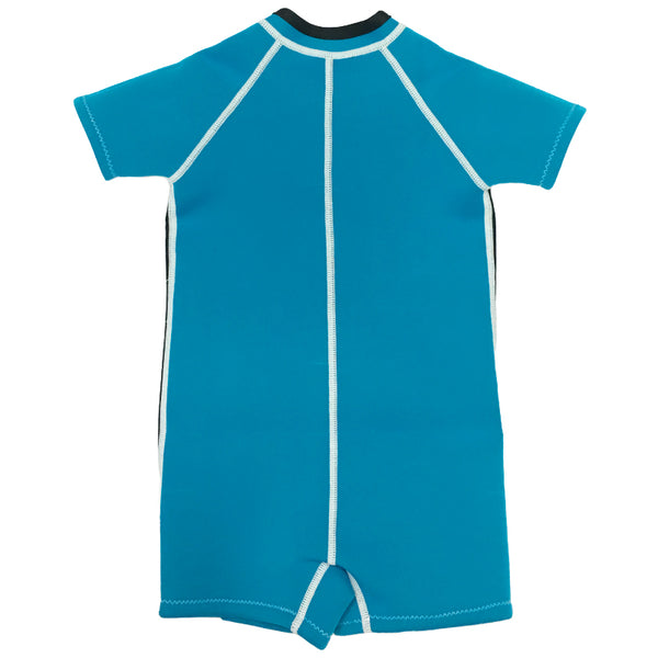Pelagos Boys Thermal Neoprene Suit- Blue
