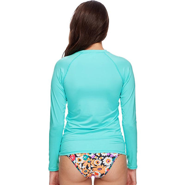 Body Glove 39-506741A Sleek Rashguard- Sea Mist