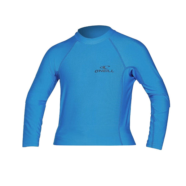 O'Neill Boys Youth Basic Skin Crew Long Sleeve RG3346OA2BBL- Brite Blue
