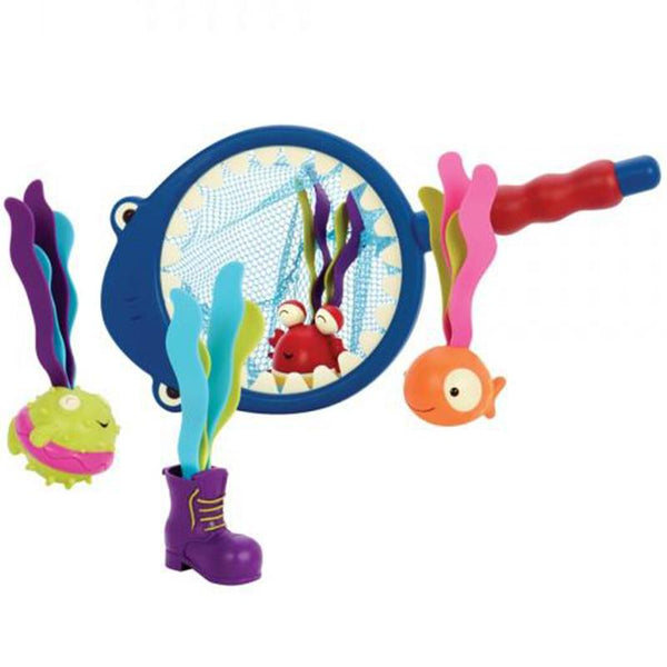 B.Toys BX1521Z Diving Set- Shark >3Yrs