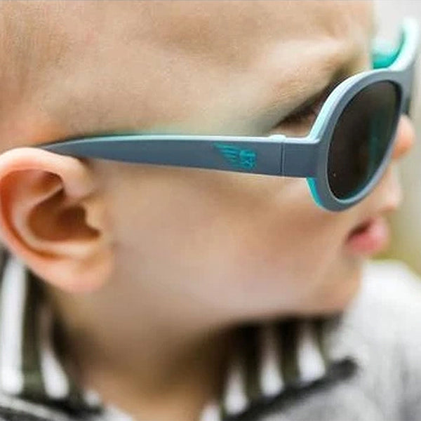 Babiators Original Two Tone Sunglasses Jr 0-2 Yr BAB 201- Sea Spray