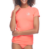 Body Glove In Motion Short Sleeve Rashguard 39-506740A- Smoothies Splendid