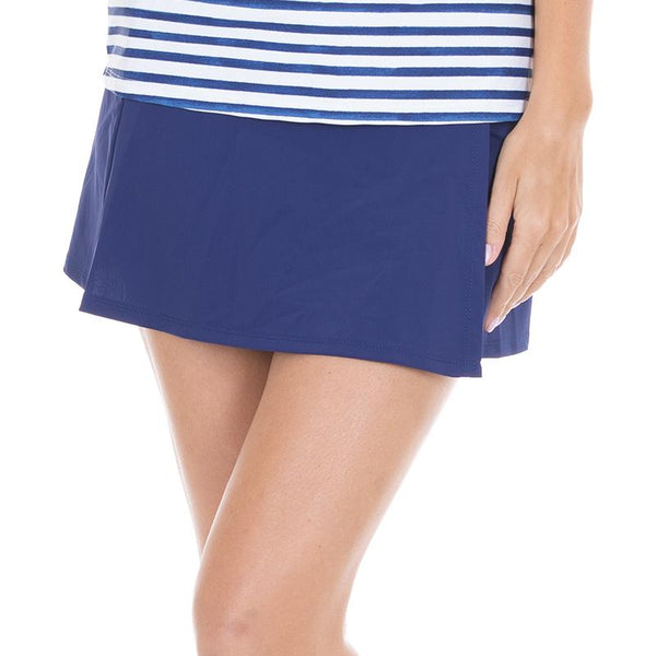 Cabana Life Classic Swim Skirt 414-MNE- Essentials