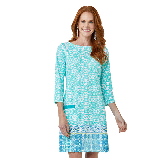 Cabana Life Cabana Shift Dress 495-CO21- Coastal Cottage