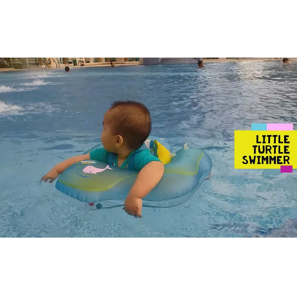 Watercolors WB8223 Little Turtle Swim Trainer 6-16kg