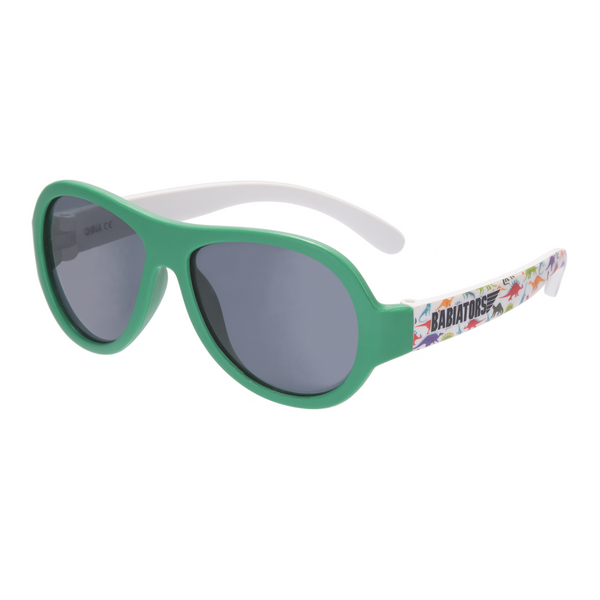 Babiators Limited Edition Sunglasses 0-2yr LTD 027- Dino Mite