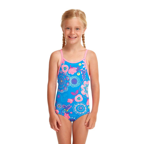Funkita Toddler Girls 1 Piece FG01T- Lacy In The Sky