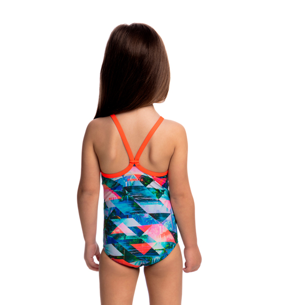 Funkita Toddlers Girls One Piece D-P FG01T- Split Scene
