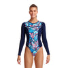 Funkita Womens Long Life Flyer One Piece FKS043L- Tropical Bliss