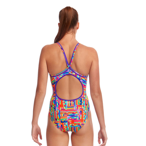 Funkita Diamond Back One Piece D-P FS11L- Top Spot