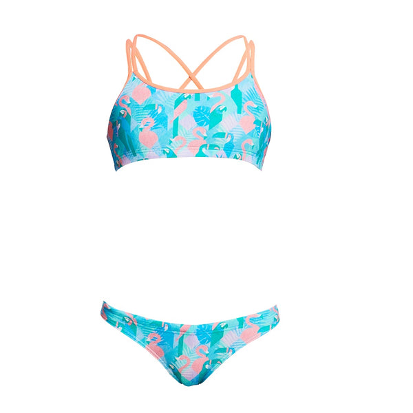 Funkita Criss Cross Two Piece FS33G- Pastel Paradise