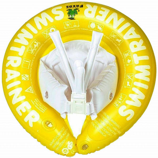 Freds Swim Academy STC003 Swimtrainer 4-8 yrs Classic Yellow