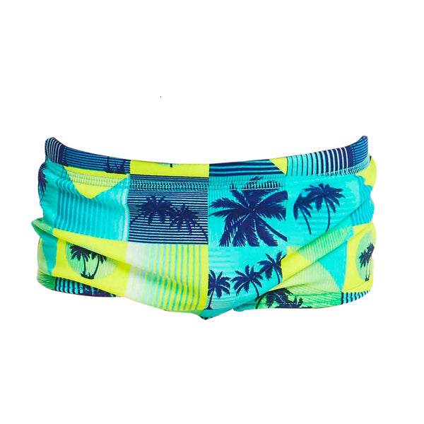 Funky Trunks Printed Trunk FT32T- Pop Tropo