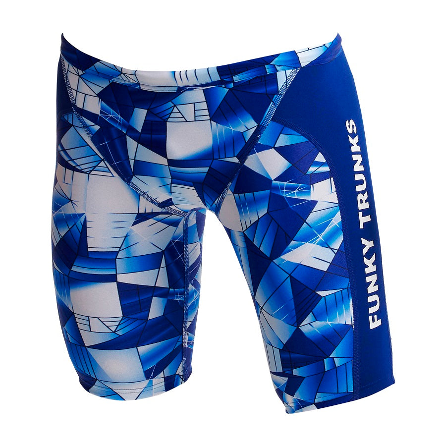 Funky Trunks Boys Training Jammers FT37B- Fast Glass