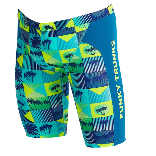 Funky Trunks Training Jammer FT37B- Pop Tropo