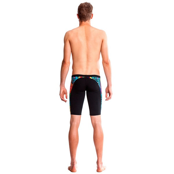 Funky Trunks Mens Training Jammer FT37M- Animal In
