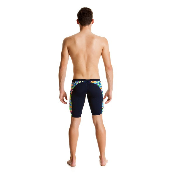 Funky Trunks Mens Training Jammer FT37M- Crazy Cr