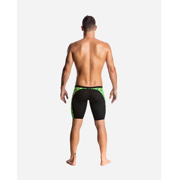 Funky Trunks Mens Training Jammer FT37M- Radioactive