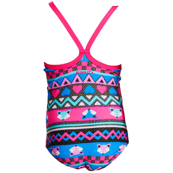 Funkita Toddler Girl One Piece D-P FG01T-Miss Foxy