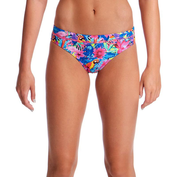 Funkita FS03L Women's Sports Brief D-P- Club Tropo