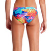 Funkita FS03L Women's Sports Brief D-P- Layer Cake
