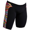 Funky Trunks FT37M Men's Training Jammer D-P- Dripping