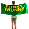 Funky Trunks FT90 Towels Still Brasil