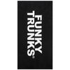 Funky Trunks FT90  Towel- Still Black