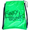 Funky Trunks FTG010A Mesh Gear Bag Still Brasil