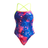 Funkita FS38L Women's Strapped In One Piece- Cosmos