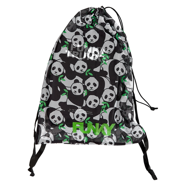Funky Trunks Mesh Gear Bag FYG010N- Pandaddy